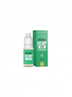 E-liquid harmony original 30mg cbd 10ml