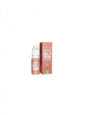 E-liquid harmony critical mala 0mg cbd 10ml
