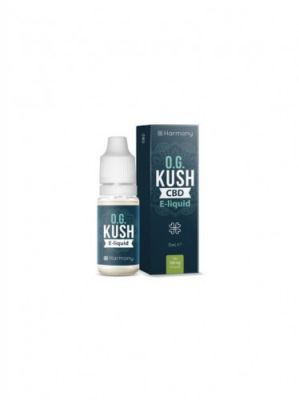 E-liquid harmony originals og kush 0mg cbd 10ml
