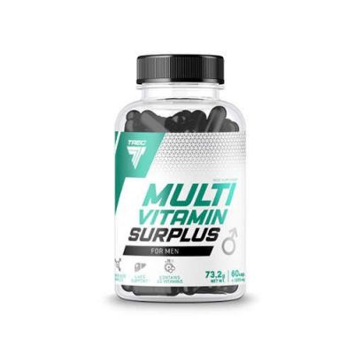 Trec multivitamin surplus for men 60caps