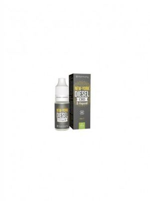 E-liquid harmony nyc diesel 0mg cbd 10ml