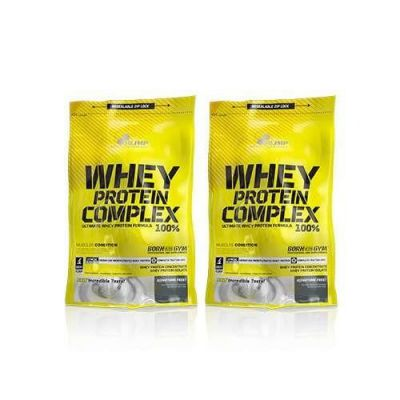 Olimp whey protein complex 100% - 2x (500g + 100g free)